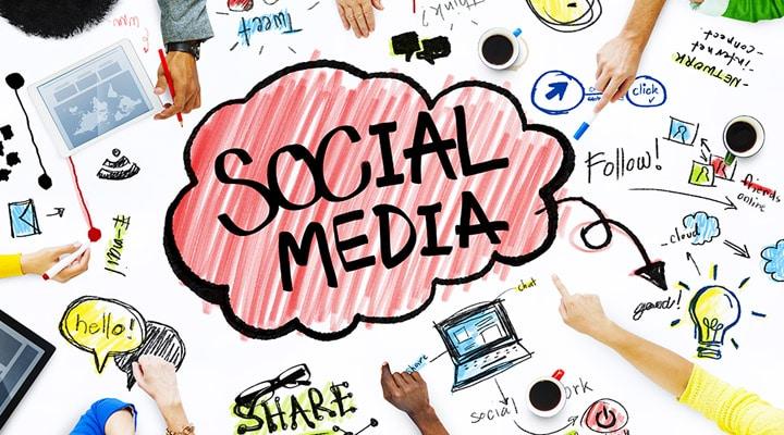Les influenceurs sur les réseaux sociaux