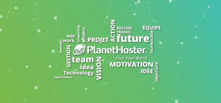 PlanetHoster : le hébergement web optimisé pour le SEO