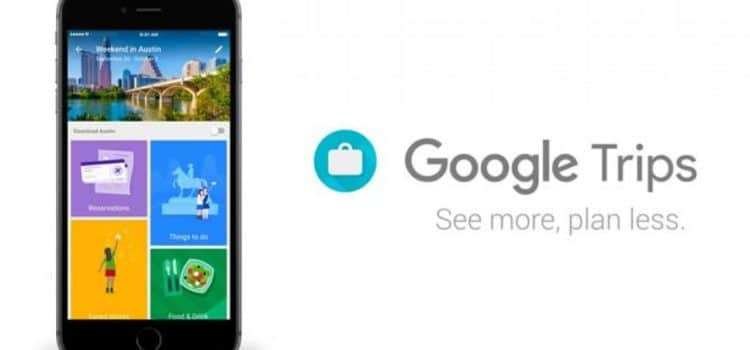 Google démarre un nouveau site entièrement dédié aux voyages